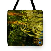 Water Swirl Tote Bag