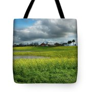 Water To Light Tote Bag