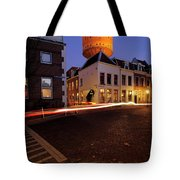 Water Tower Lauwerhof In Utrecht 25 Tote Bag