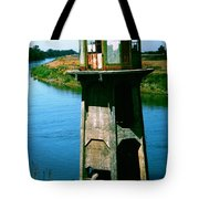 Water Treatment Tote Bag