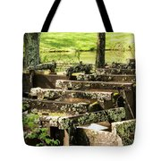 Water Trough Intersection Tote Bag