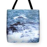 Water Turmoil Tote Bag by Richard J Thompson