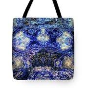 Water Vibration Tote Bag
