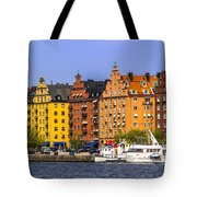 Water View Tote Bag