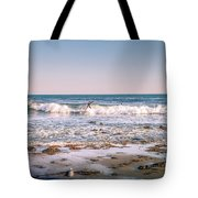 Water Walker Tote Bag