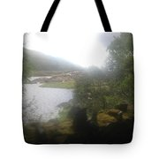 Water Way Tote Bag