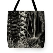 Water Wheel 3 Tote Bag