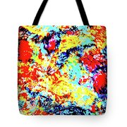 Water Whimsy 180 Tote Bag