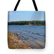 Water Wisp Tote Bag