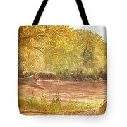 Water Works #3 Tote Bag