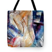Watercolor  010107 Tote Bag