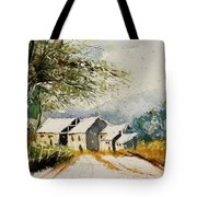 Watercolor 010708 Tote Bag