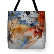 Watercolor  011012 Tote Bag