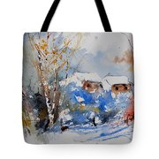 Watercolor  011020 Tote Bag