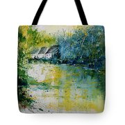 Watercolor  011108 Tote Bag