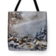 Watercolor 011120 Tote Bag