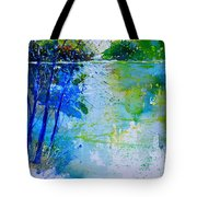Watercolor 012112 Tote Bag