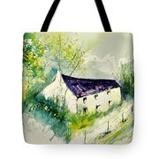 Watercolor 014062 Tote Bag