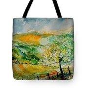 Watercolor 014091 Tote Bag
