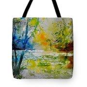 Watercolor 015003 Tote Bag
