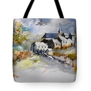 Watercolor 015022 Tote Bag