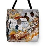 Watercolor 015032 Tote Bag