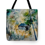 Watercolor 015042 Tote Bag