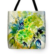 Watercolor 017050 Tote Bag