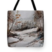 Watercolor 017051 Tote Bag