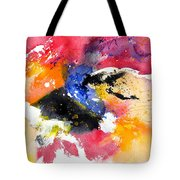 Watercolor 017081 Tote Bag