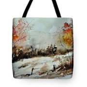 Watercolor 018090 Tote Bag