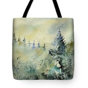 Watercolor  020307 Tote Bag