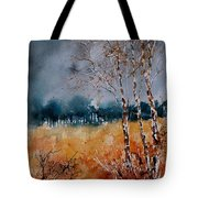 Watercolor  030308 Tote Bag
