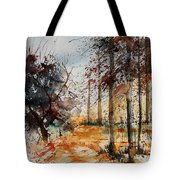 Watercolor  040902 Tote Bag