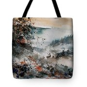 Watercolor  081108 Tote Bag