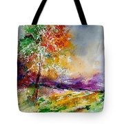 Watercolor  100507 Tote Bag