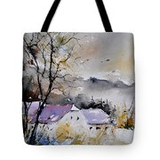 Watercolor 112012 Tote Bag