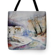 Watercolor 15823 Tote Bag