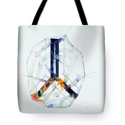 Watercolor 16 Tote Bag