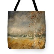 Watercolor  190307 Tote Bag