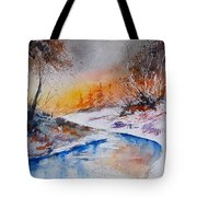 Watercolor 200308 Tote Bag