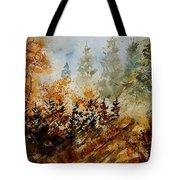 Watercolor  250607 Tote Bag