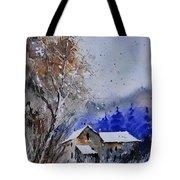 Watercolor 45512113 Tote Bag