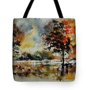 Watercolor 900152 Tote Bag