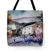 Watercolor 902080 Tote Bag