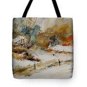 Watercolor 905061 Tote Bag