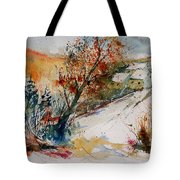 Watercolor 908002 Tote Bag