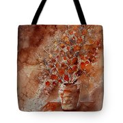 Watercolor Autumn Bunch Tote Bag
