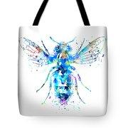 Watercolor Bee Tote Bag