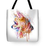 Watercolor Chihuahua  Tote Bag